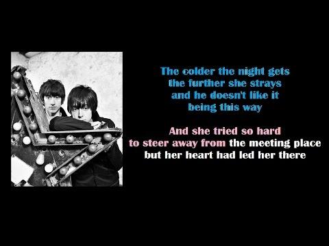 The Last Shadow Puppets - The Meeting Place (instrumental karaoke lyrics)