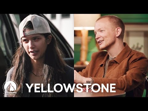 Stories From the Bunkhouse (Ep. 3) | Yellowstone | Paramount Network