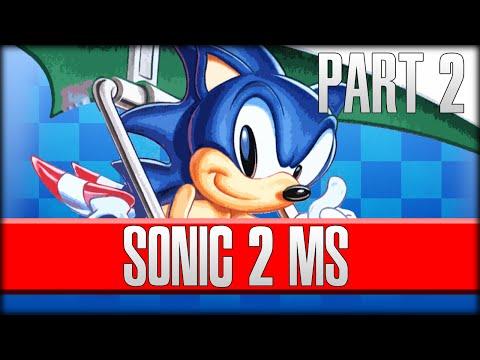 Sonic 2 MS - Part 2 - BUBBLES SUCK  