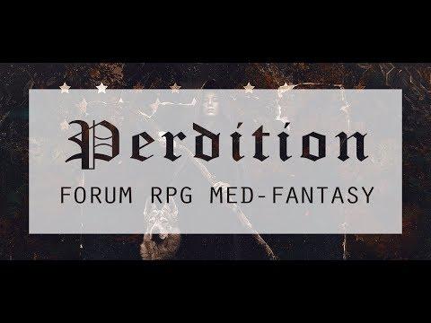 Perdition - Forum RPG