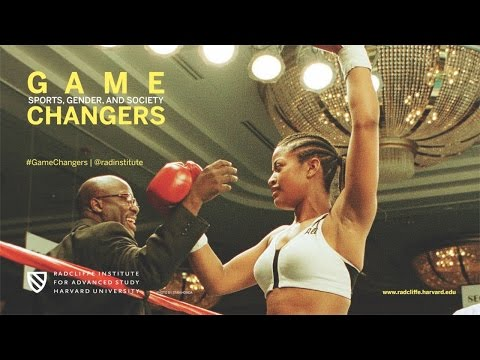 Game Changers | 3 of 4 | Conversation with Laila Ali || Radcliffe Institute