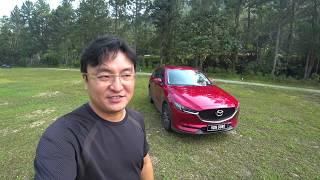 2019 Mazda CX-5 Turbo In-Depth Interior Exterior Review | Evomalaysia.com