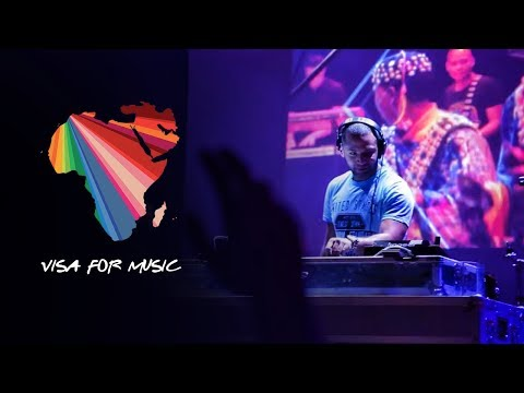DJ VAN - BEST OF VISA FOR MUSIC 2014 - RABAT