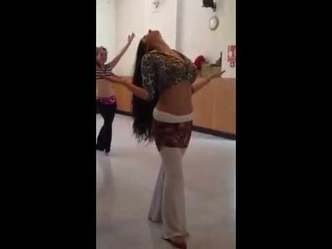 Bristol Belly Dance - Ta'a Ya Habibi - Jad Khalifa