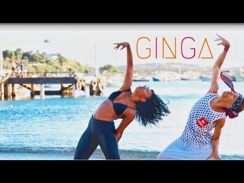 IZA - Ginga  Rincon Sapiência Coreografia Original Thi