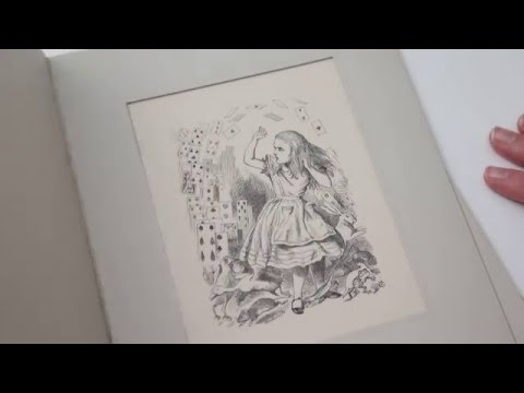 Sir John Tenniel's Illustrations For Alice In Wonderland