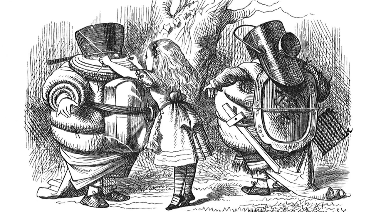 Sir John Tenniels Illustrations For Alice In Wonderland Youtube