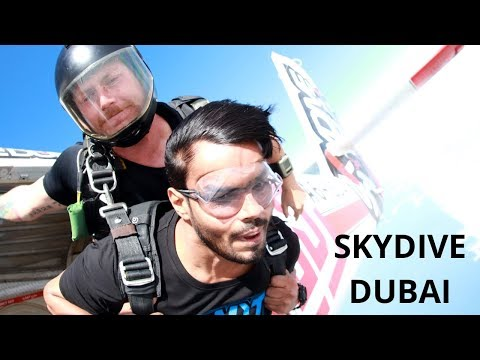 Skydive Dubai – November 2019
