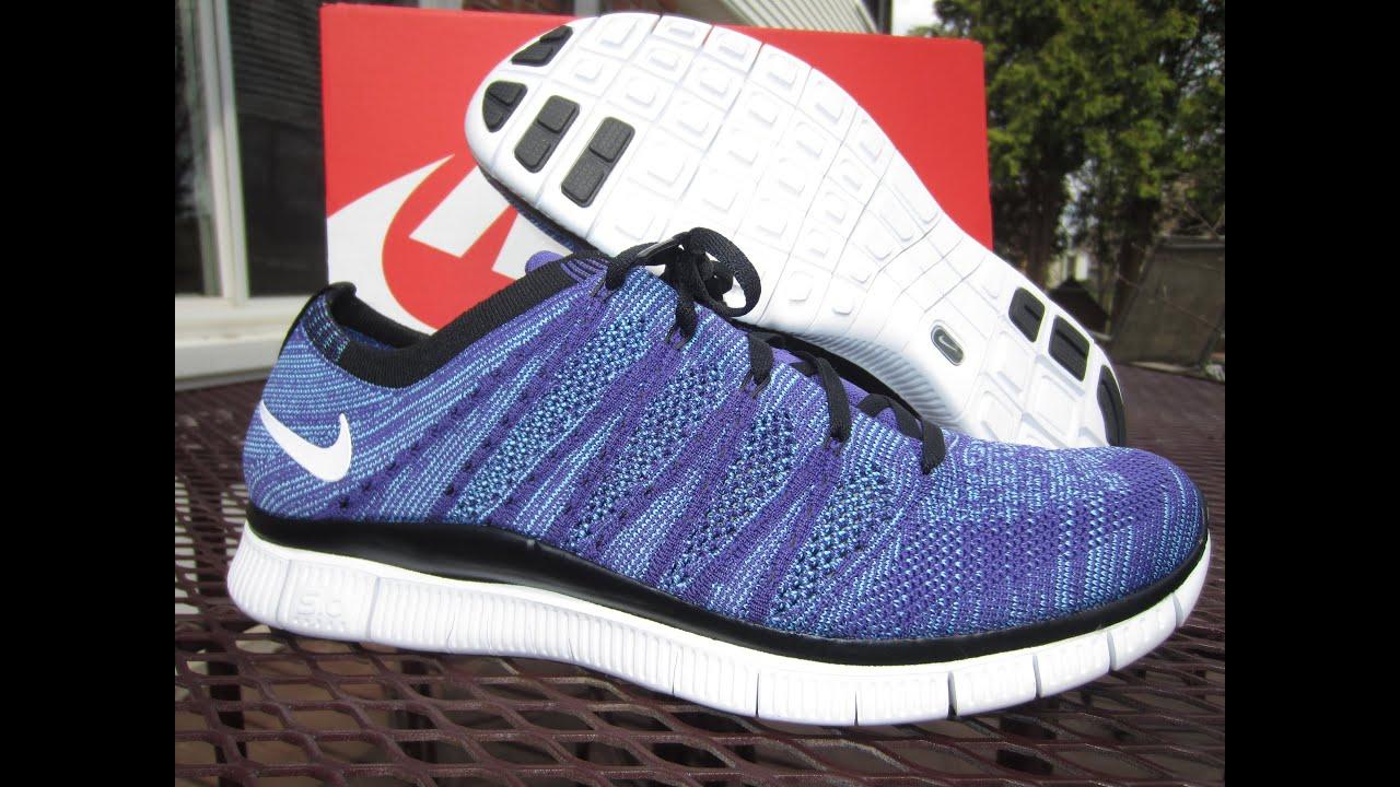 Nike Free On Flyknit NSW Unboxing + On Free Feet YouTube f89f61