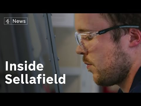 Sellafield: Europe's most radioactively contaminated site