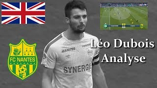 (EN) Léo Dubois - Analysis