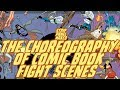 The Choreography of Big Fight Scenes in Comics | Strip Panel Naked