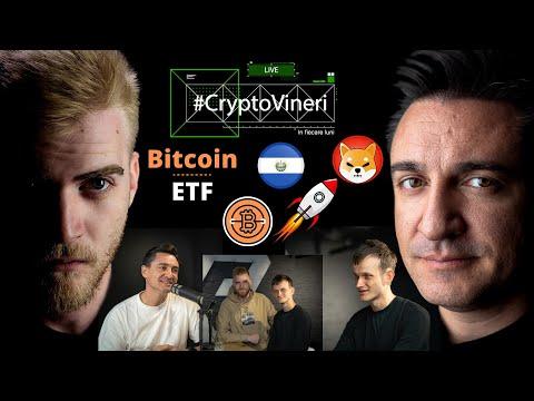 #CryptoVineri 35 - Vitalik Buterin la Cavaleria Hub, multe ETF-uri de BTC, Shiba inu în top 15