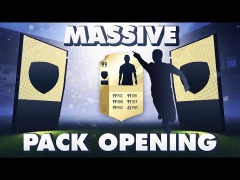 Fifa 18 massive pack opening 32k points and giveaway