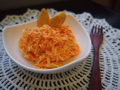 """Легко и просто: к новогоднему столу - салат """"Рыжик"""""""