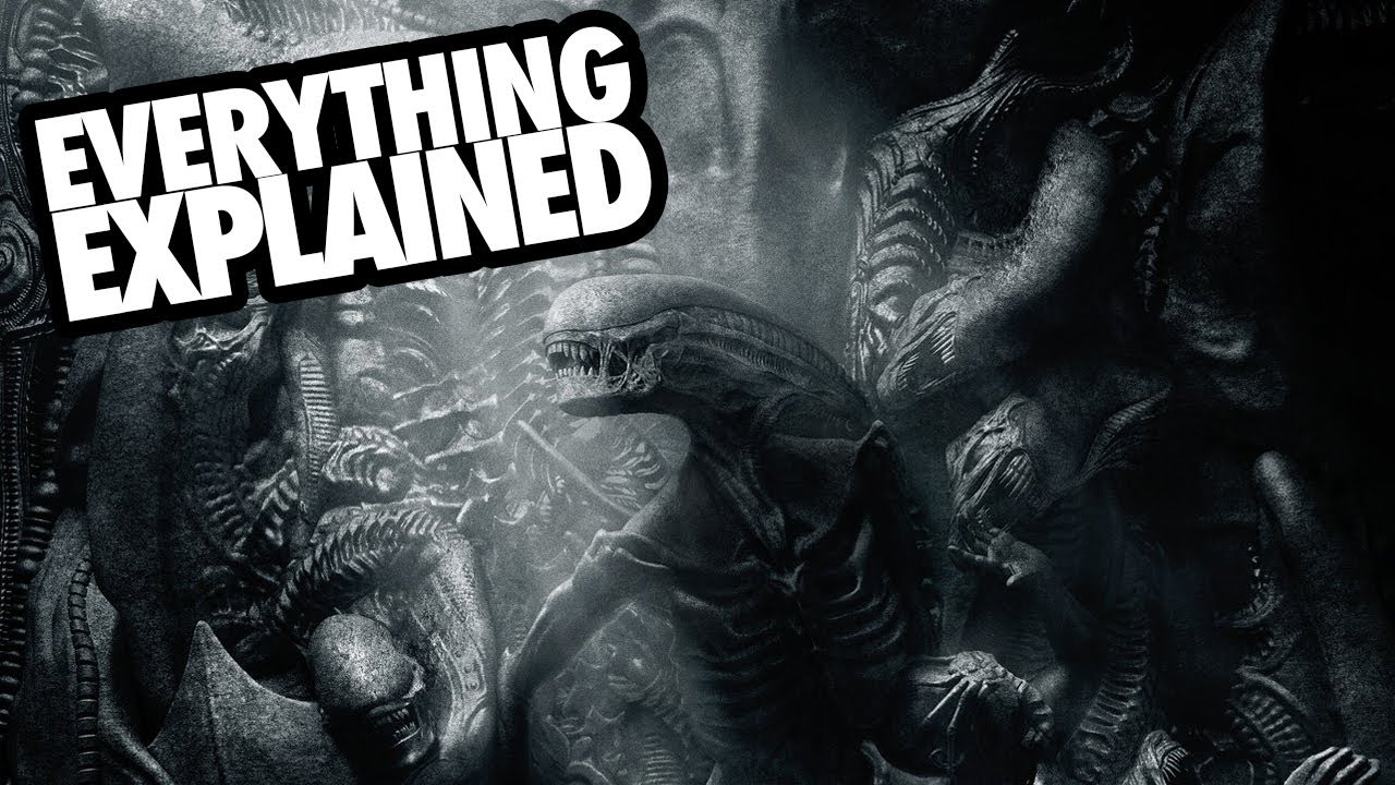 Download ALIEN COVENANT (2017) Everything Explained + Prometheus Connections