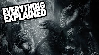ALIEN COVENANT (2017) Everything Explained + Prometheus Connections thumbnail