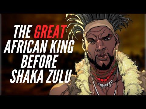 The Great African King Before Shaka Zulu