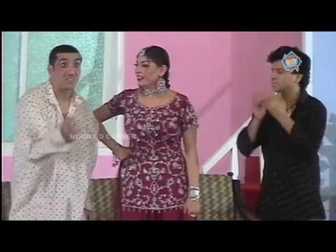 Zafri Khan Funny Stage Drama Clips