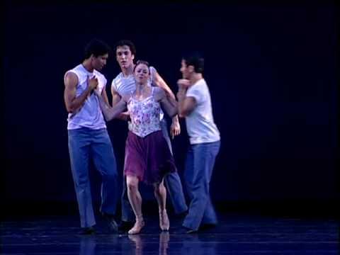 "North Carolina Dance Theatre in Jean-Pierre Bonnefoux's ""Shindig"""