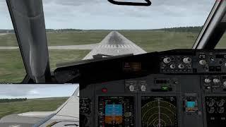 X-Plane 11|Cold And Dark/Fmc Tutorial|Zibo 737-800 - Lima
