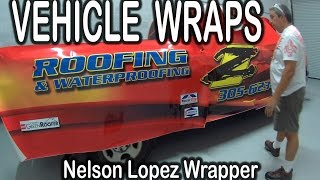 Z Roofing Wrap