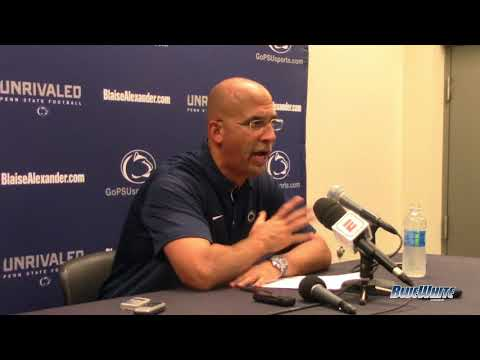 Iowa Post-game: James Franklin