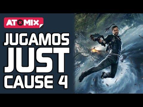 Just Cause 4 – El regreso de Rico Rodriguez
