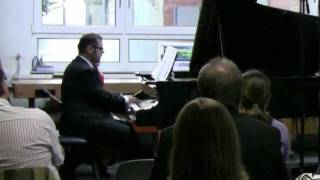 Concert of Intercultural Piano Project, Director: Pooyan Azadeh, Bayreuth/Germany