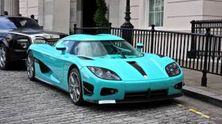 The Al-Thani Car Collection 2011