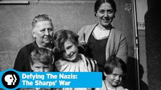 DEFYING THE NAZIS: THE SHARPS' WAR | Gerda's Story | PBS