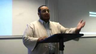 FOSIS Talk: Sheikh Yahya Ibrahim- Prophet Musa 5/6