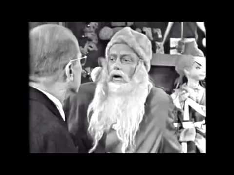 Art Carney, Santa Claus Speech