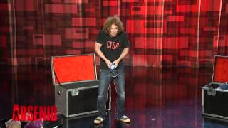 Carrot Top Brings A Kardashian Baby To Arsenio