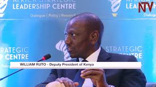 William Ruto endorses creation of political federation of East African countries