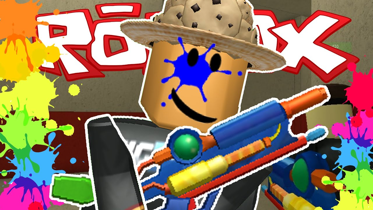 Roblox Mad Paintball Best Game Ever Youtube