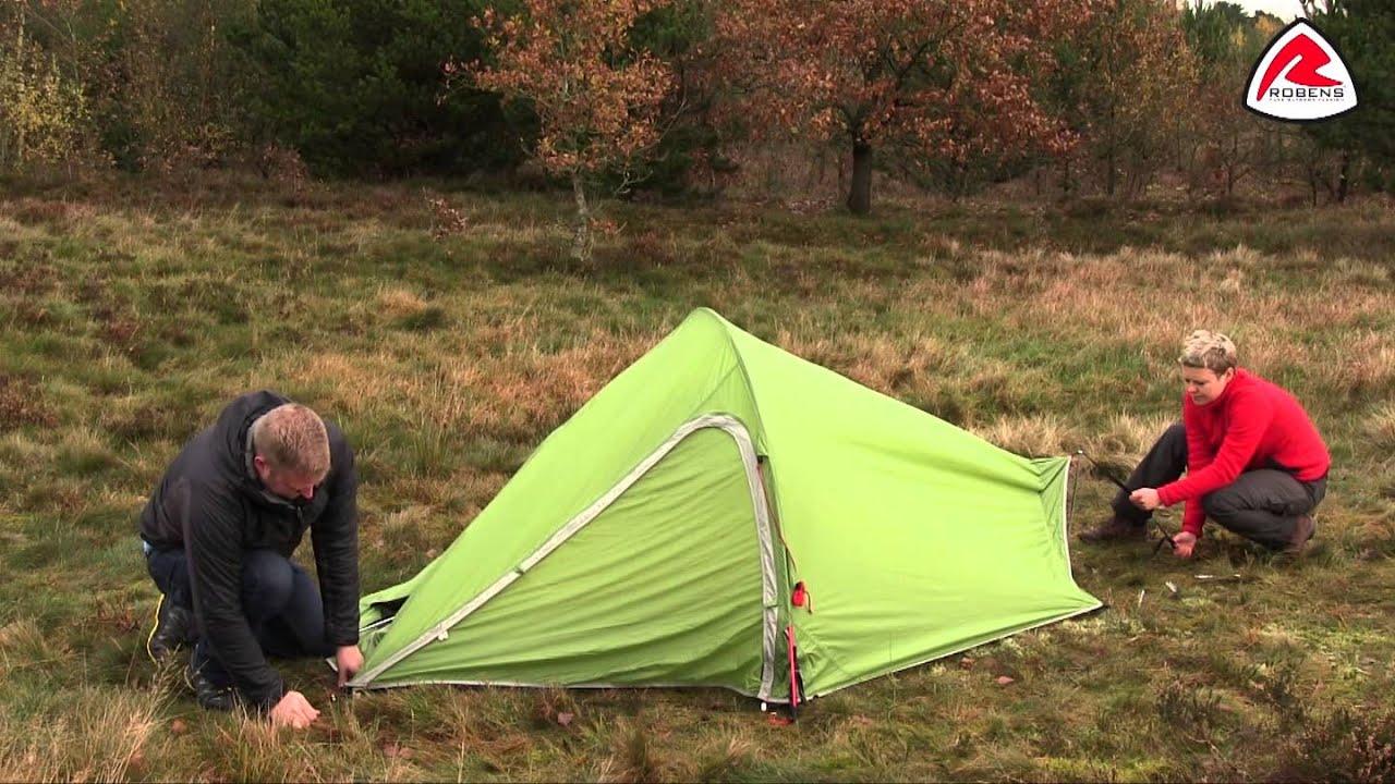 Robens Buzzard Tent Pitching Video 2014 Doovi