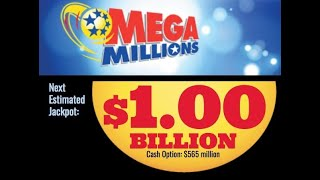 Megamillions jackpot soars to $1 billion - What Would You Do? Winning Numbers - Lets Dream -