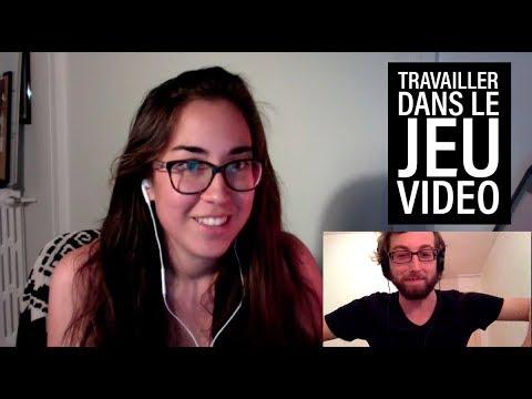 TRAVAILLER DANS LE JEU VIDÉO - avec Scendre de BlackMuffin Studio