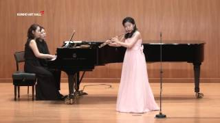 Flute Misol _ Chopin Variations (플룻천사 미솔이_쇼팽 바리에이션) 금호영재 독주회 변미솔 플루트