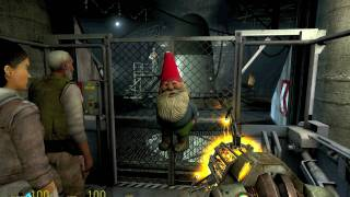 Sending the Garden Gnome Into Space: Half Life 2, Episode 2
