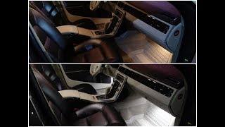 LED Interior Upgrade Kit on Volvo
