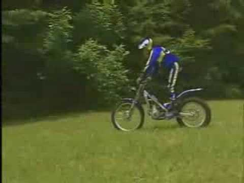 Ryan young trilas training video (wheelie)