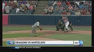 Whitecaps blank Dragons to finish series