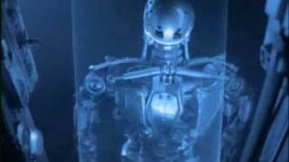 Terminator 2 Teaser Endoskeleton Factory