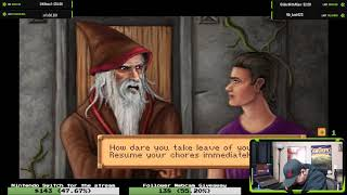 Let's Play King's Quest III: To Heir is Human VGA! - P1