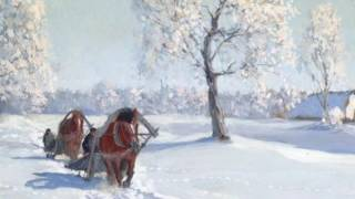 А Фет. Стихи о зиме