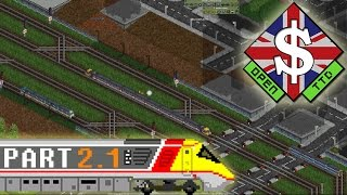 OpenTTD - Building a Country :: Local Sprinter Service [Part 2.1]