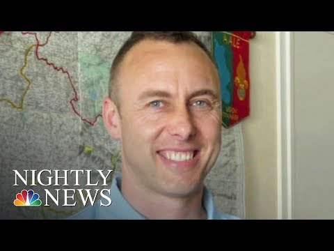 French Police Officer Hailed A Hero After Terror Attack, Dies From His Injuries | NBC Nightly News