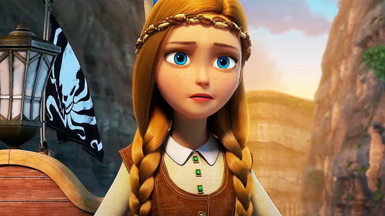 Download The Snow Queen: Mirrorlands - Trailer (2020)